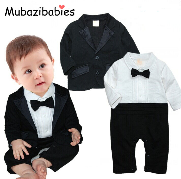 Ropa Para bebes 2015 New Clothing For Babies Tie Gentleman Newborn Baby Clothes Suit 6M-3T Ropa Para Bebes klein bosch