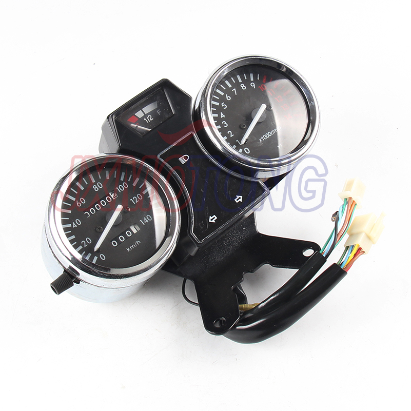Motorcycle Speedometer Tachometer clock For YAMAHA YBR 125 2005-2009 цены онлайн