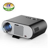 Todos Ganham TL90A Projetor Full HD Android TV Projecteur Vídeo 1280 HD Home Theater Projetores Wi-fi Video Game Projetor Feixe