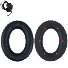 High Quality Foam Ear Pads Cushions for Kingston HyperX Cloud Revolver S Headphones Earpad kingston hyperx cloud revolver black игровая гарнитура