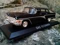 1:43 aleación modelo de coche coches gaz gaz 13 chaika soviética cccp gaviotas coches juguetes para los niños