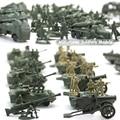 (96 ШТ.) Ностальгические игрушки Вторая Мировая Война солдат военные игрушки комплект Фигурки военная Army Men Игровой набор