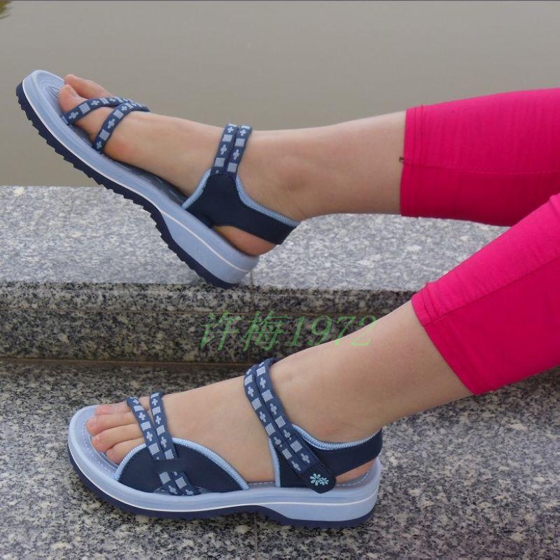 Authentic Vietnam Summer Shoes font b Women b font Fashion Leisure 2016 autumn Female Beach Sandals