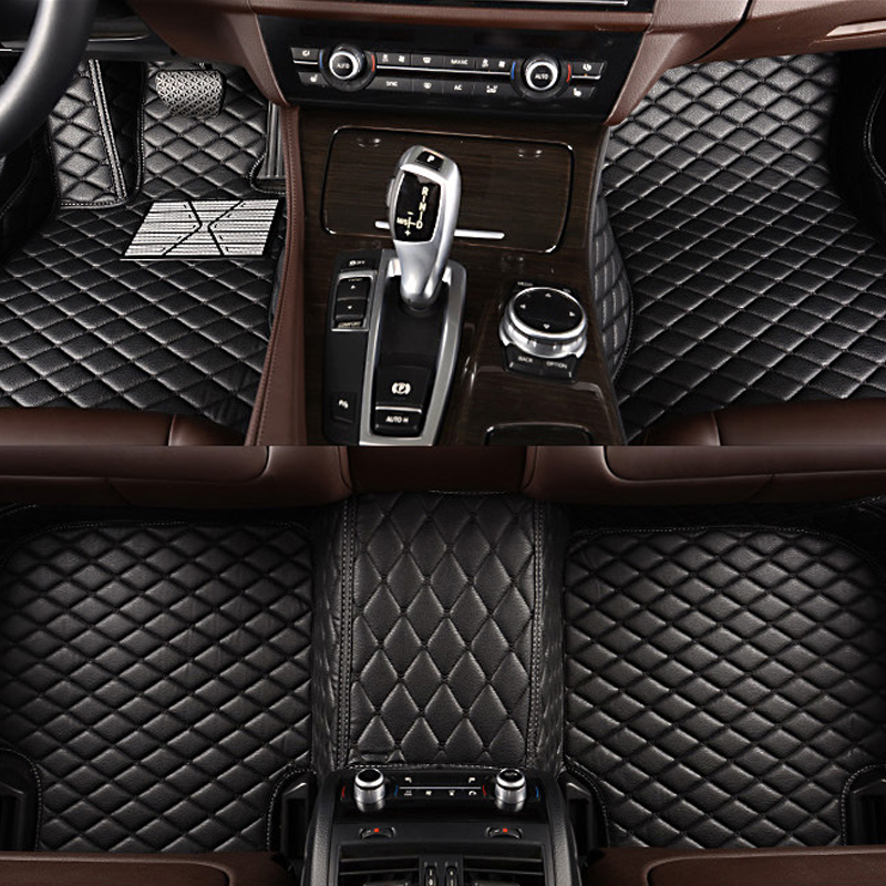 Car Floor Mats For Jaguar Xf Xe Xj F Pace F Type Car