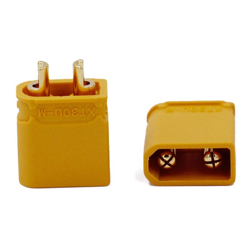 Durch Fedex DHL 500 paare/los Amass XT30 XT30U Stecker buchsen Stecker RC Lipo Batterie Quadcopter 20% off-in Teile & Zubehör aus Spielzeug und Hobbys bei  Gruppe 1