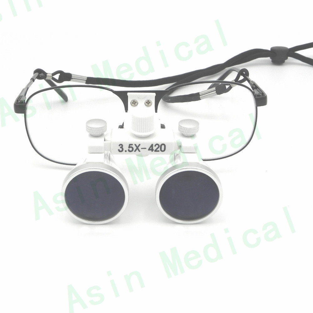 metal frame changeable near sighted glass dental doctor loupes replaceable glasses surgical magnifiermetal frame changeable near sighted glass dental doctor loupes replaceable glasses surgical magnifier
