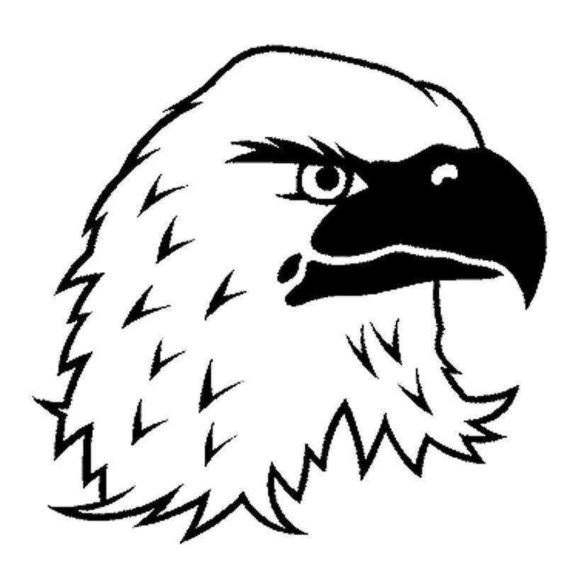 Gambar Logo Kepala Elang Hitam Putih Top Ten Floo Y Wong Artist Gambar Kepala Elang Hitam Putih