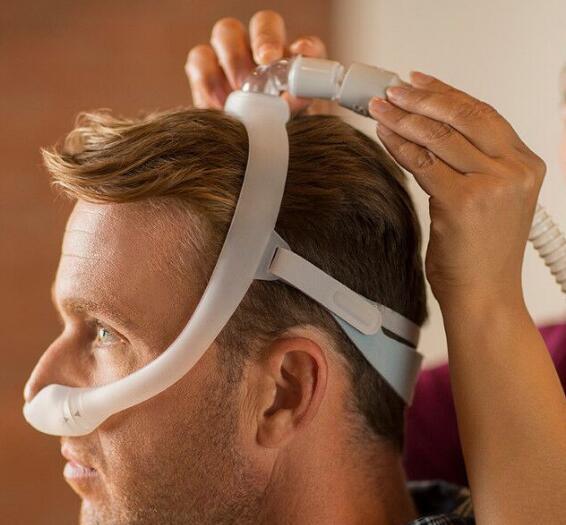 Confortable Dreamwear Masque Nasal Sous le Nez Masque Nasal Anti Ronflement Sommeil Masque Appareil Respiratoire Pour L'apnée Du Sommeil
