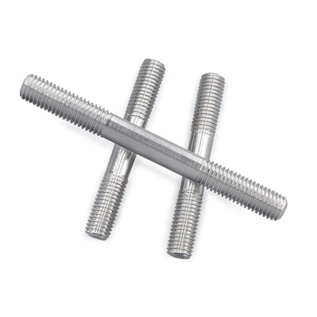 304 stainless steel double head screw connection lever screw M3M4M5*20 25 3035 40 50 60 70 80 90 100 110 120 130 140 150 image