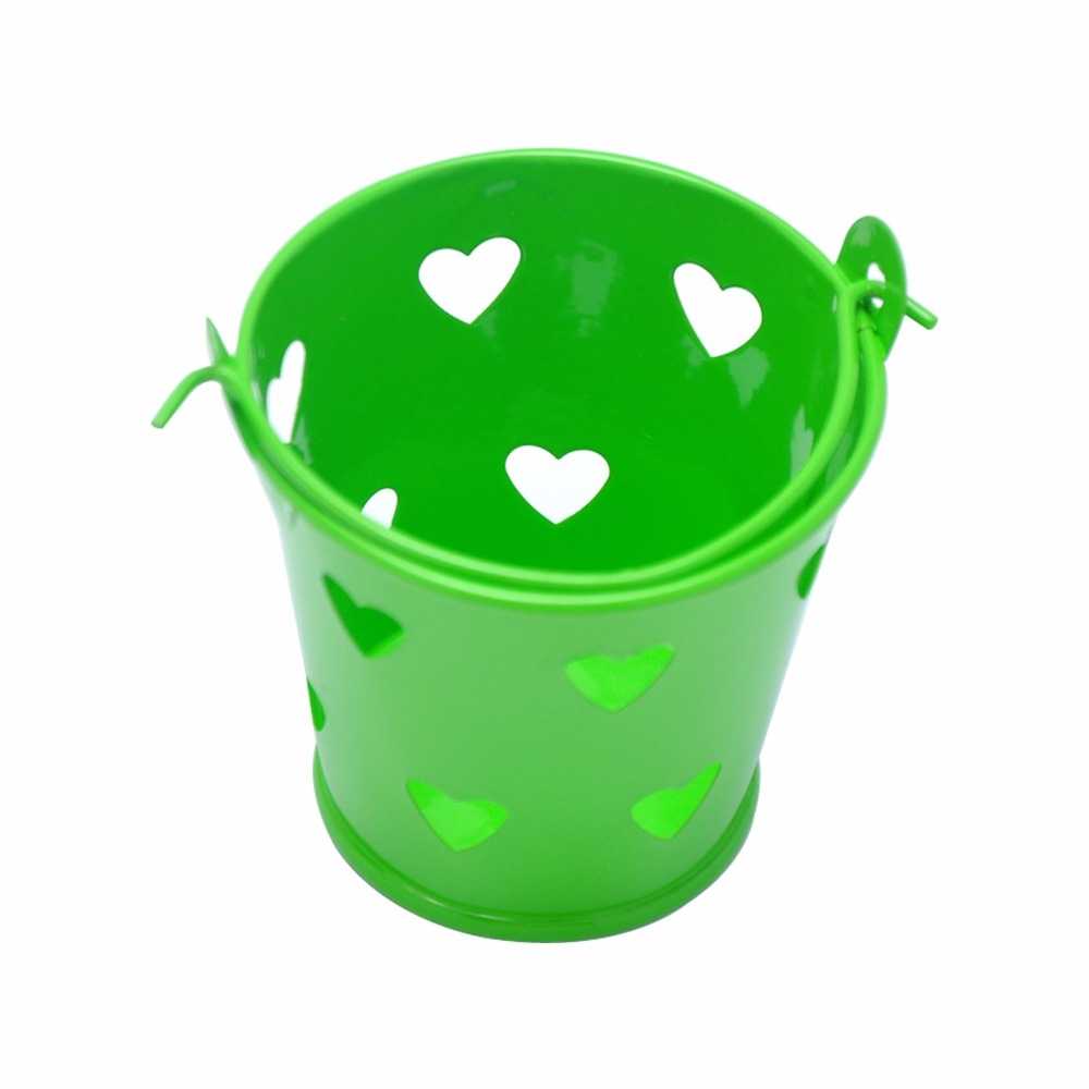 Online buy wholesale small metal bucket from china small for Tiny metal buckets