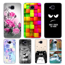 ФОТО igwgry huawei honor 5c case cover no fingerprint hole soft silicone phone cases cover for huawei honor 5 c 5c ru euro version