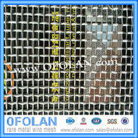 10 Mesh UNS S32750/2507 Super Duplex Stainless Steel Wire Mesh For Oil Field Piping,500mm*1000mm Made To Order