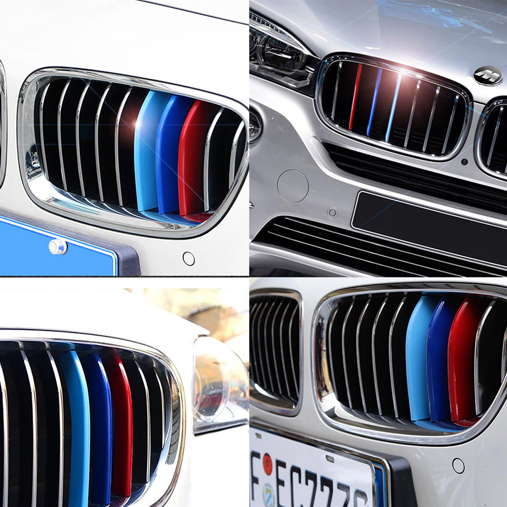 Exact Fit M Colored Grille Insert Trims M Performance
