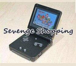 레트로 게임 콘솔 Nintndo 게임 보이 어드밴스 GBA sp 콘솔 백라이트 AGS-101