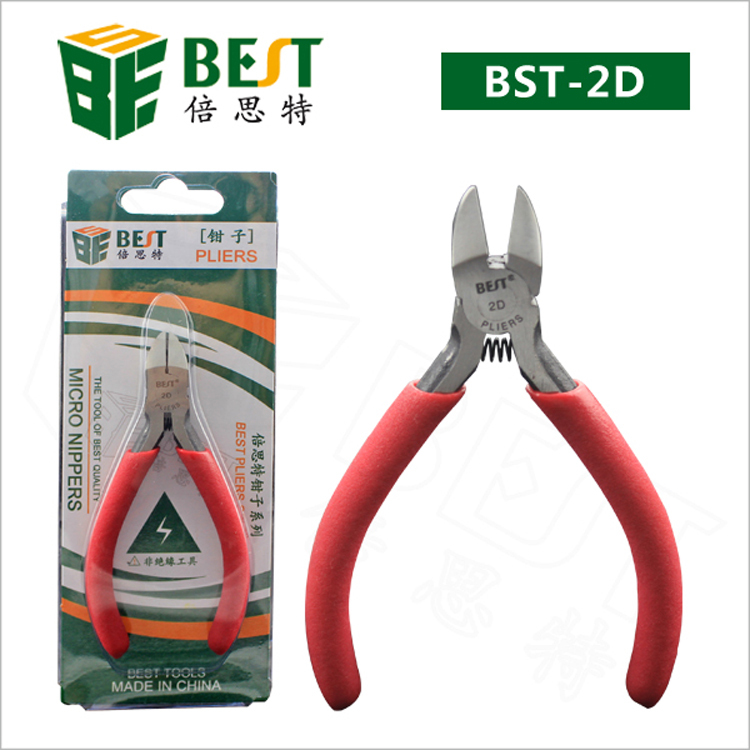 Electrical Wire Cable Cutting Heavy Duty Diagonal Pliers BSD-2D