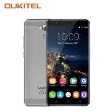 Oukitel U16 Макс смартфон 6.0 дюймов 3 ГБ Оперативная память 32 ГБ Встроенная память отпечатков пальцев Android 7.0 Octa core 4000 мАч Celular 4 г разблокирована сотовых телефонов