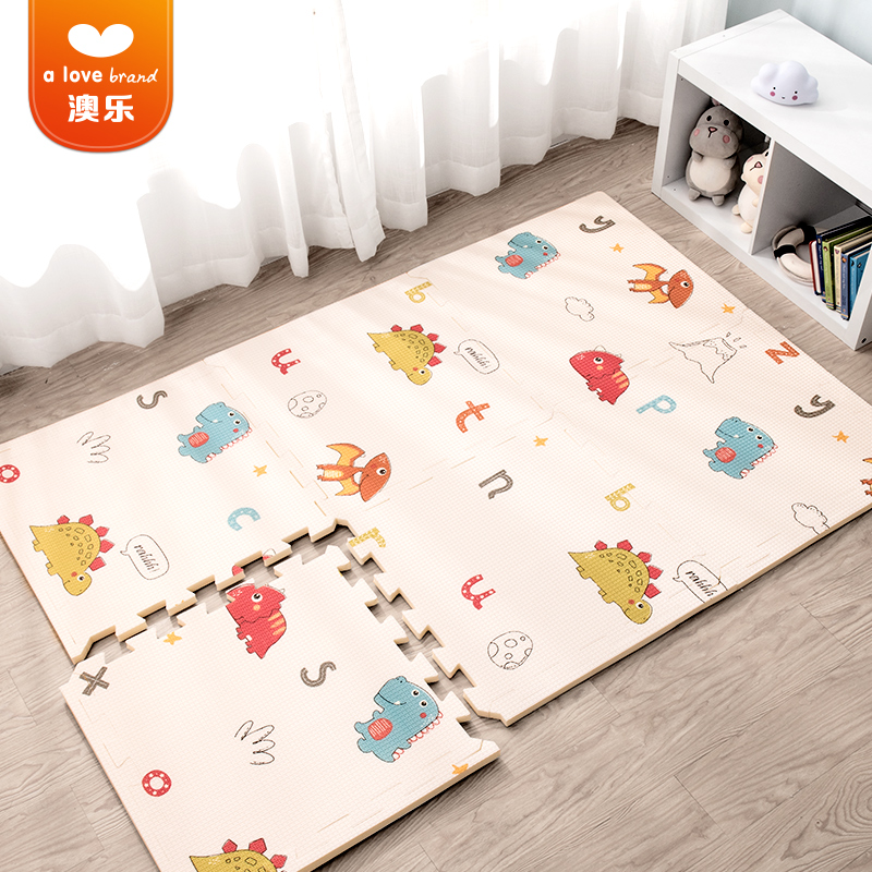 XPE safe home baby thickening climbing mat yoga mat stitching mat living room floor matXPE safe home baby thickening climbing mat yoga mat stitching mat living room floor mat