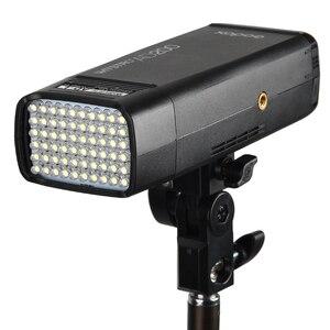 Image 4 - Godox AD200 ชุดคู่มือแฟลช Strobe 1/8000 HSS ไร้สาย Monolight 2900 mAh Lithimu แบตเตอรี่และหลอดไฟ Trigger ชุดอุปกรณ์เสริม