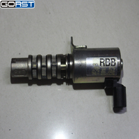 Voiture/Automobiles VVT À Calage Variable Solénoïde soupape de commande d'huile pour HONDA CIVIC CR-V ACURA RSX TSX RDX 15830-RBB-003, 15830RBB003