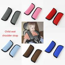 Baby Infant Stroller Cushion Car Seat Vehicle Safety Shoulder Strap Cover Pad #719(China)