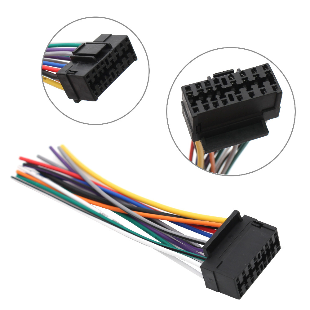 com buy moonet car stereo cd player wire harness com buy moonet car stereo cd player [ 1000 x 1000 Pixel ]