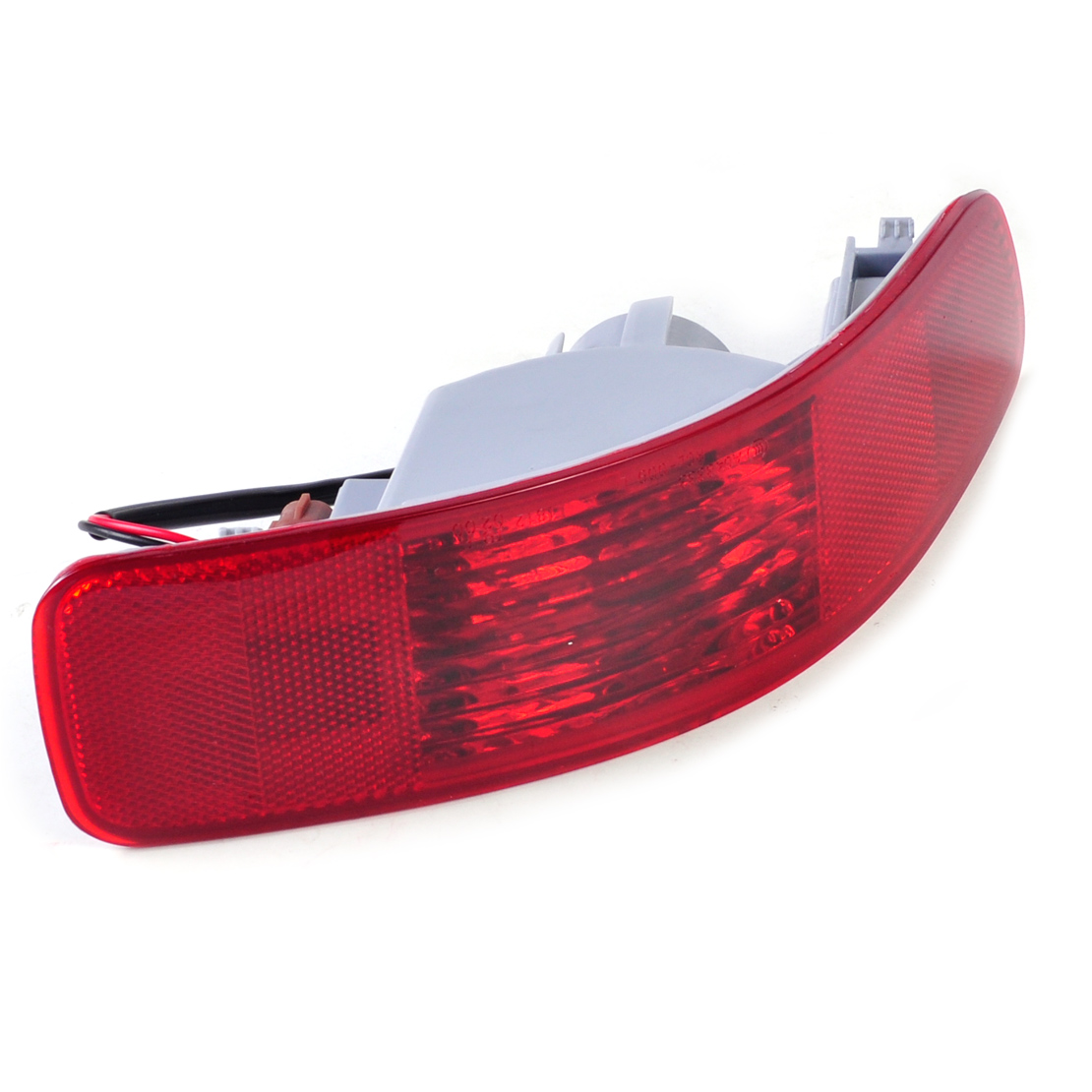 beler Rear Left Side Fog Light Bumper Lamp Reflector SL693-LH Fit for Mitsubishi Outlander 2007 2008 2009 2010 2011 2012 2013 beler new high quality abs plastic new front left fog light lamp 9006 12v 51w replacement ma2592113 for mazda 3 2007 2008 2009