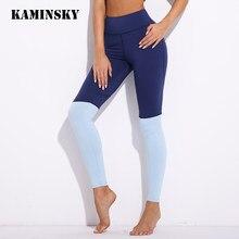 Kaminsky amor Sexy cadera Leggings Slim Fit Casual pantalones Push Up  Leggins Ladies Athleisure deportivo Fitness. 2 colores disponibles 2c84b546ac05
