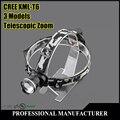 CREE XML T6 LED Headlamp 3 Modes 2000LM Rechargeable Headlight Head Lamp Spotlight For Fishing+Charger(US EU UK)+1PCS 18650