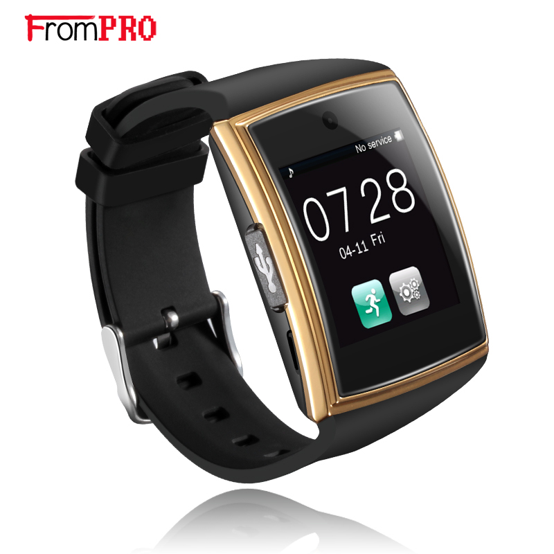FROMPRO LG518 Smart Watch 3D Surface Bluetooth Support Sim TF card Health Monitor Waterproof Smartwatch for iOS Android PHONEE