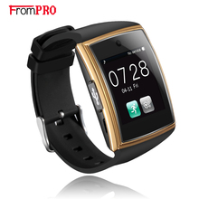 Frompro lg518 smart watch 3d superficie health monitor impermeable smartwatch bluetooth sim soporte de tarjeta tf para ios android phonee