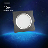 2018 Special Offer Rushed 4pcs 15w  Cree Led For Square Downlight Cob Recessed Ceiling Down Light Lamp For Home