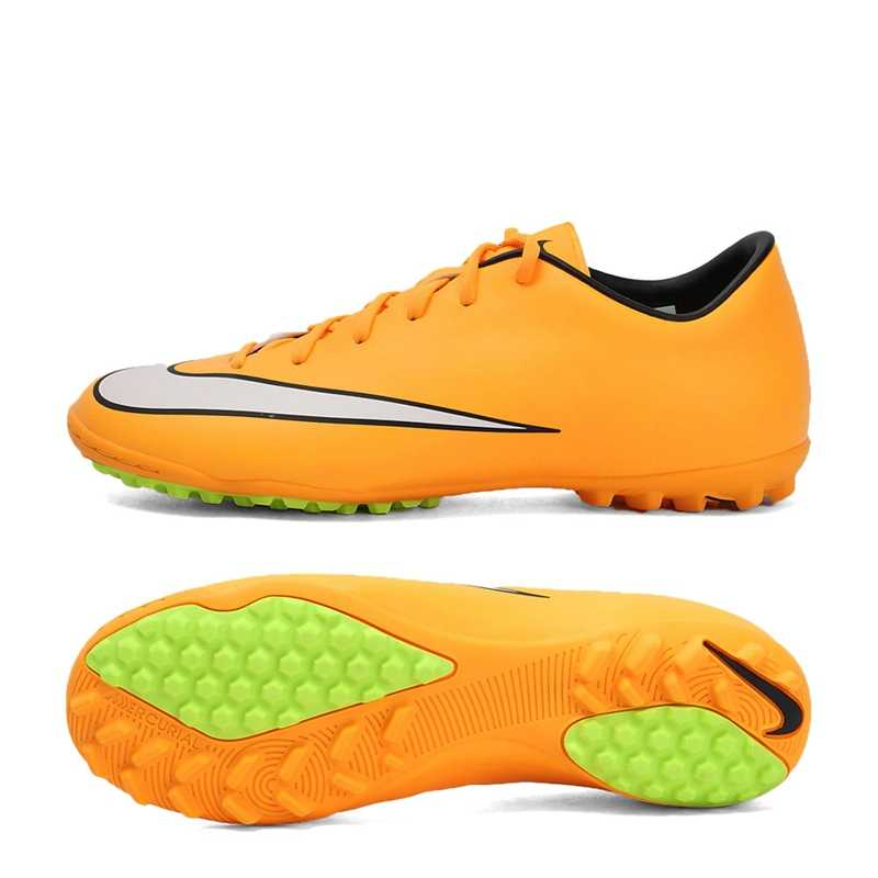 best cheap 9814f 2a642 Original New Arrival NIKE MERCURIAL VICTORY V TF Men's Soccer Shoes  Football Sneakers