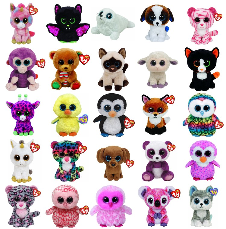 Aliexpress.com : Buy Ty Beanie Boos Big Eyes Owl Unicorn