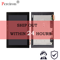 New LCD Display Panel Touch Screen Digitizer Assembly For Sony Xperia Tablet Z2 SGP511 SGP512 SGP521