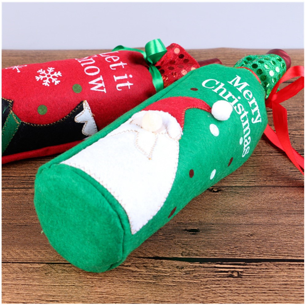 1pc-Christmas-Wine-Bottle-Bag-Dinner-Party-Decoration-Bow-Knot-Snowman-Christmas-Tree-Santa-Claus-Bottle (4)