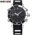 2016 Men Watches WEIDE Top Luxury Brand Men's Quartz Clock Digital LED Watch Army Military Sport Watch Male relogio masculino