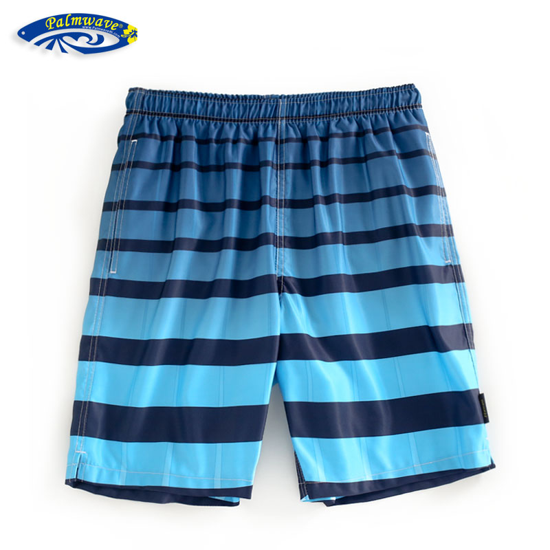 Board Shorts Bermuda Quick Dry Surf Shorts Striped Mens Shorts Board Beach Short Bermuda Large Size Soft Male Clothes A1660