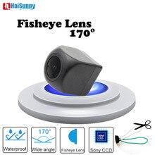 Starlight Ночное видение 170 Угол объектив рыбий глаз фронтальная камера заднего вида с проводом управления парковкой для Android dvd-плеера