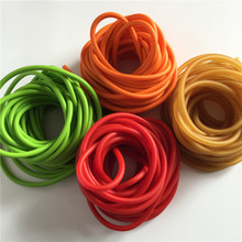 5M 3060 Natural Latex Slingshots Rubber Tube Tubing Band For Slingshot Hunting Shooting Catapult Elastic Rope