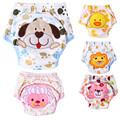 Baby Training Pants/Baby Diaper/Washable Diapers/Cotton Learning Pants/Same Style Bibs Infant Nappies Waterproof