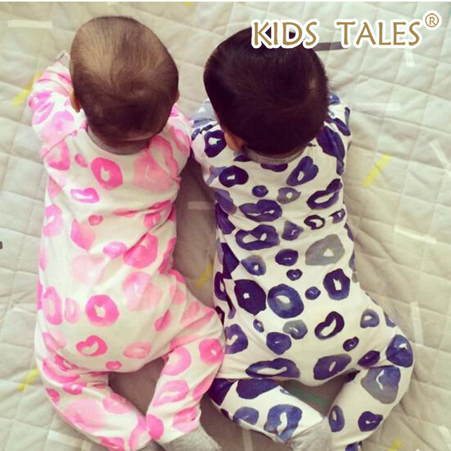Newborn Baby Rompers Spring Autumn Baby Boy Clothes Jumpsuit Baby