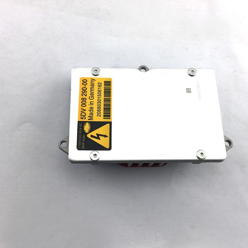 Xenon BALLAST HID Control Unit Computer Module fits for E65 E60 X5 Z4 5DV00829000 5DV 008 290 00 цена