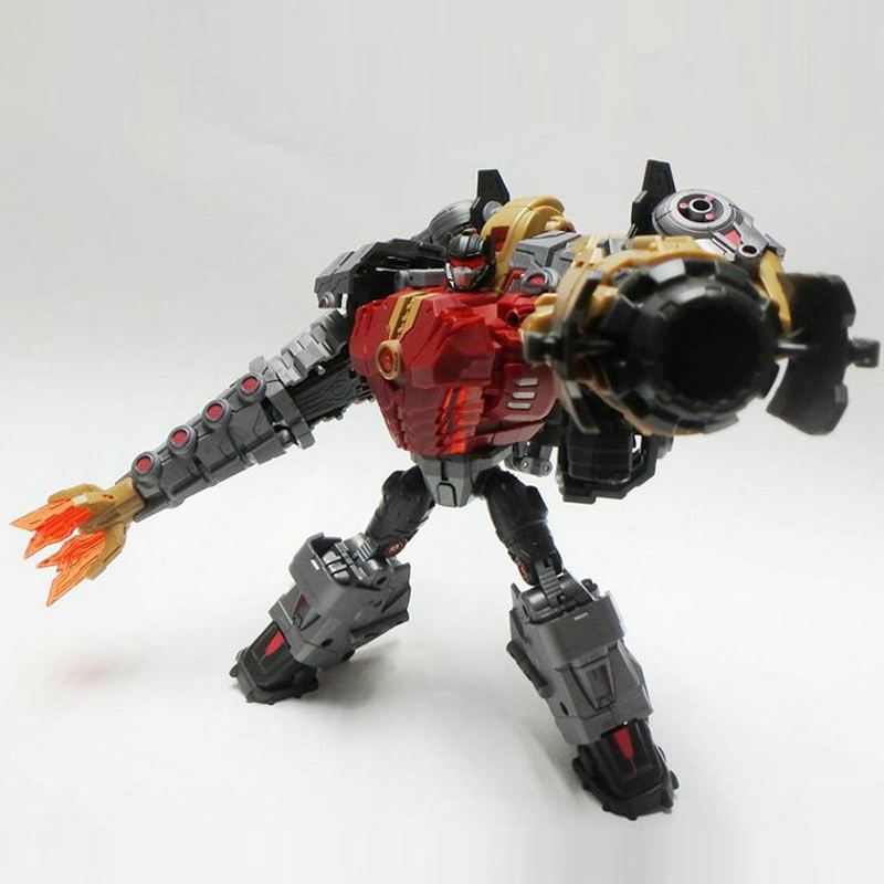 (In STOCK) Toys Planet X PX-07 Foc Triton
