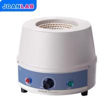 JOANLAB 1000 мл лабораторная электрическая нагревательная мантия 350 Вт лабораторный нагреватель колб рукав для 1л