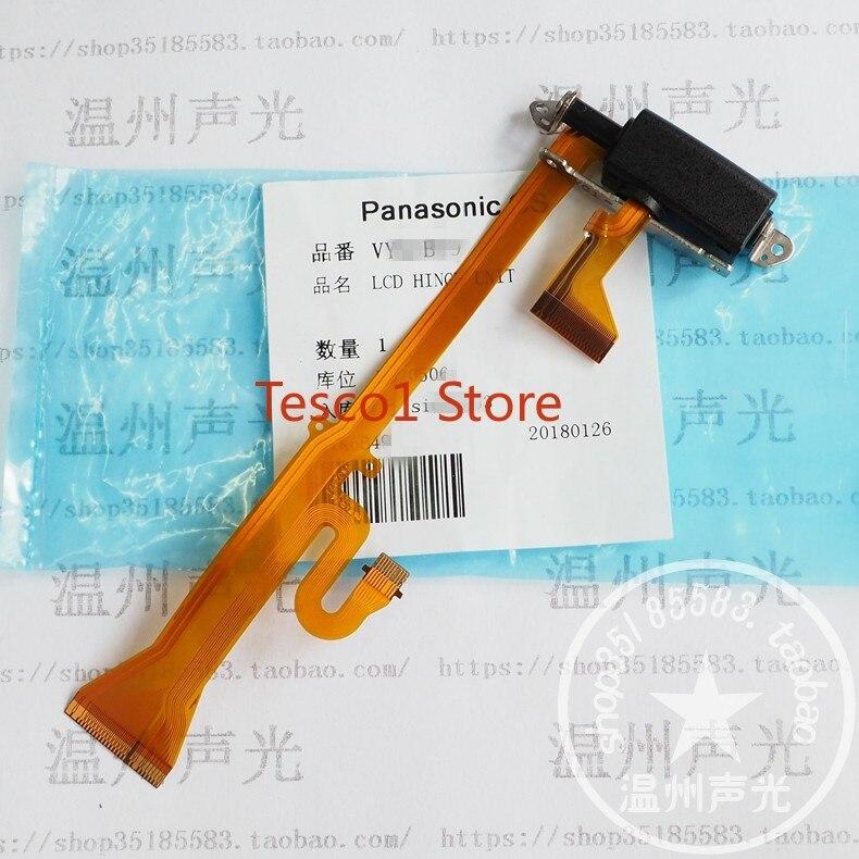 NOVAS Peças de Reparo Para Panasonic DMC-GH3 DMC-GH4 Ecrã LCD Rotativo Eixo Dobradiça reparação Cabo