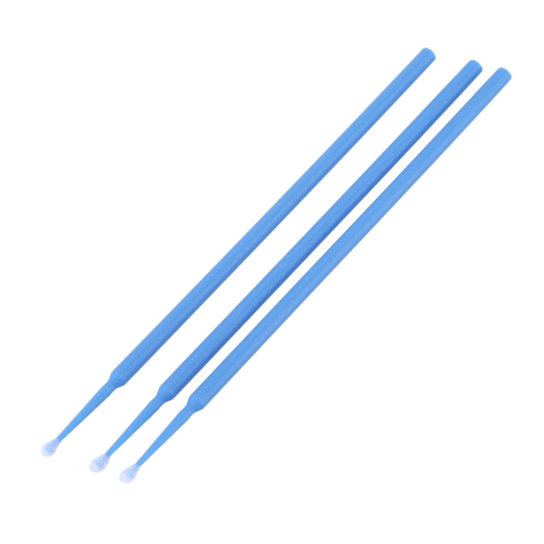 100 Pcs Dental Micro-Brush Disposable Materials Tooth Applicators Medium Fine