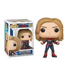 FUNKO POP NEW ARRIVAL MARVEL MOVIE MARVEL CAPTAIN PVC ACTION FIGURE COLLECTION MODEL TOYS FOR CHILDREN CHRISTMAS GIFT(China)