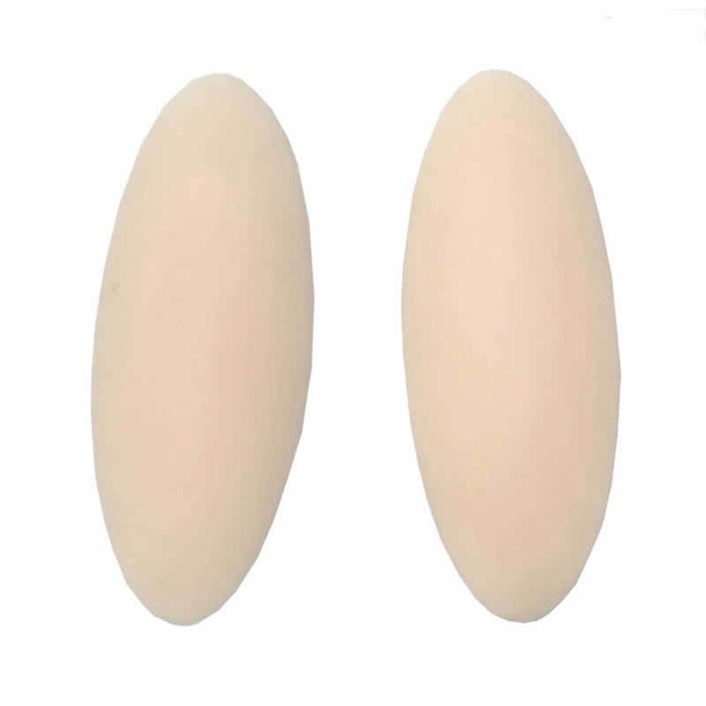 1 Pair Odorless Leg Onlays Calf Corrector Adhesive Pad Soft Silicone Visually Change Anti Allergic Sleeves Stretch Skin Friendly