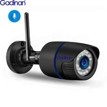 Gadinan HD 1080P 720P Wireless SD Card Slot Audio Camera 2.0MP wifi Security Camera IR Night Vision Waterproof Outdoor Yoosee