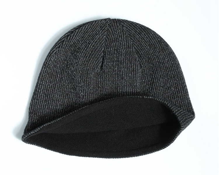 HTB154I1qStYBeNjSspkq6zU8VXa5 - TOHUIYAN Reflective Beanie Hat For Men Women Autumn Winter Warm Knitted Hats Skullies Bonnet Chapeu Feminino Gorras Knit Ski Cap